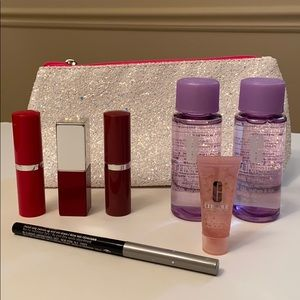 New Clinique Take the Day Off Eye liner & Lip set